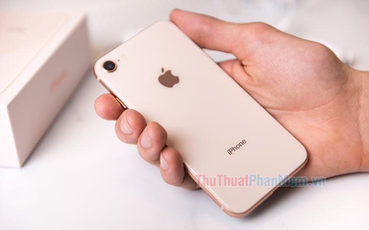 Khoá màn hình bằng cử chỉ trên iPhone