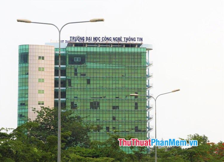 Đại học Công nghệ Thông tin - Đại học Quốc gia TP.HCM