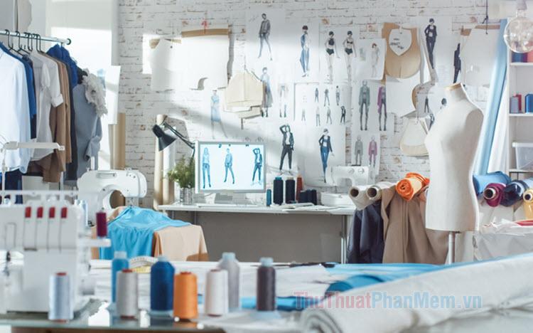 Top 10 phần mềm thiết kế thời trang 3D đẹp và chuyên nghiệp nhất