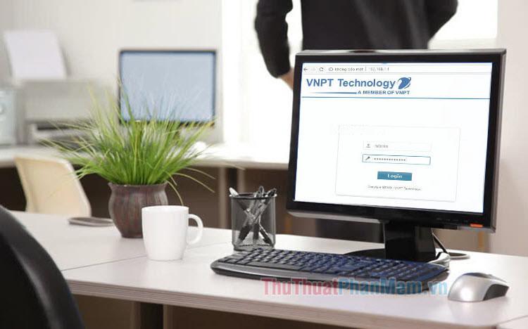 Hướng dẫn cách đăng nhập modem VNPT