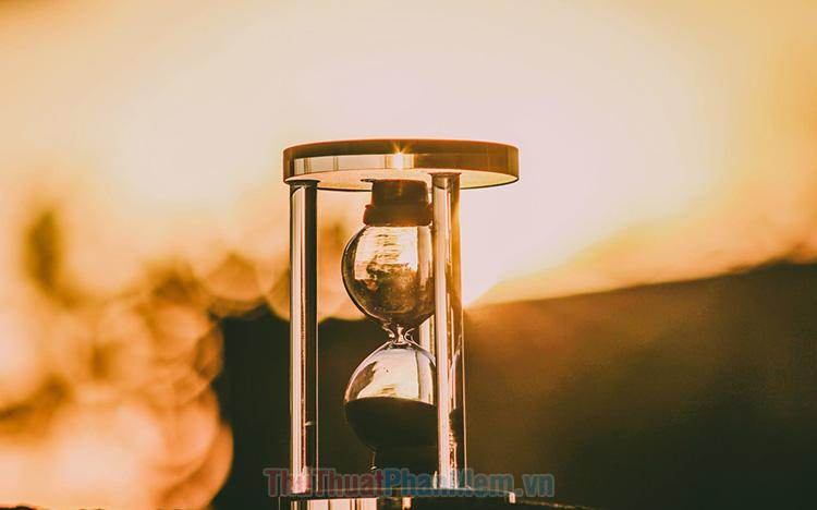 Những câu danh ngôn về thời gian hay nhất