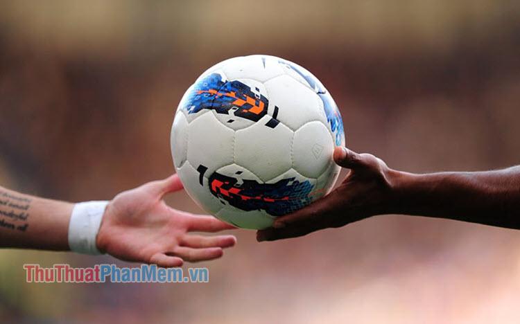 Hình ảnh bóng đá đẹp