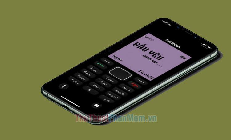 Hình nền độc lạ cho điện thoại