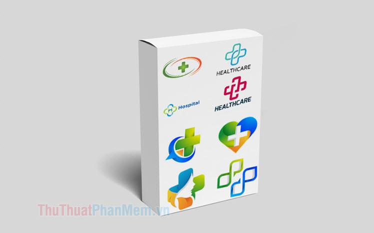 Logo bệnh viện (Vector, PSD, PNG)