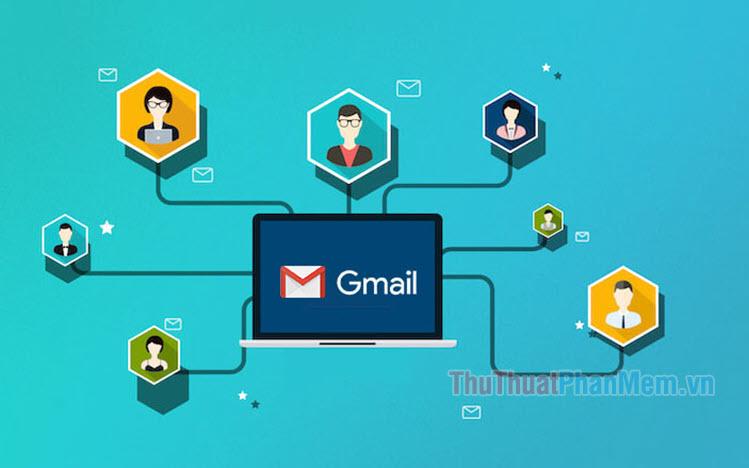 Cách tạo Group Gmail, tạo nhóm trong Gmail