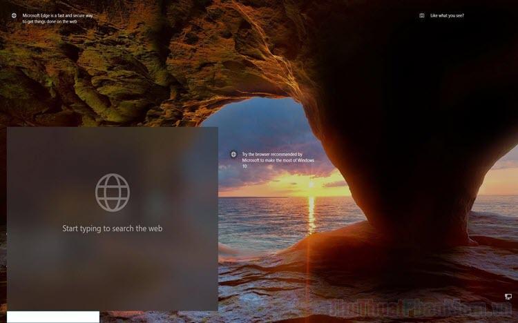 Cách tắt màn hình khóa Lockscreen trên Windows 10