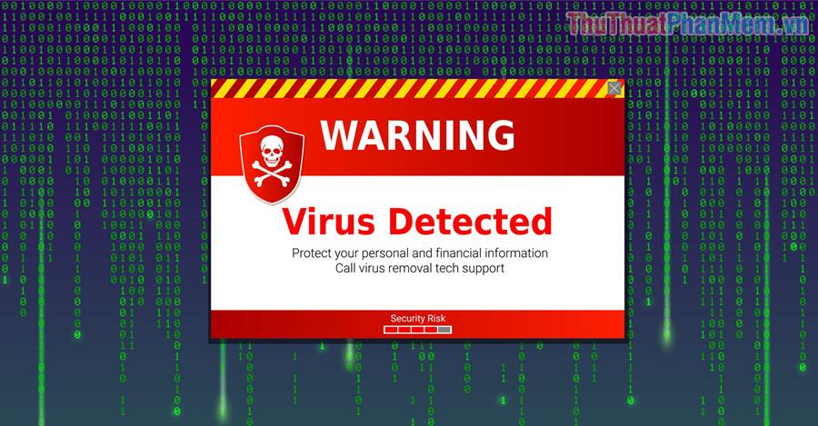 Diệt Virus trên máy tính
