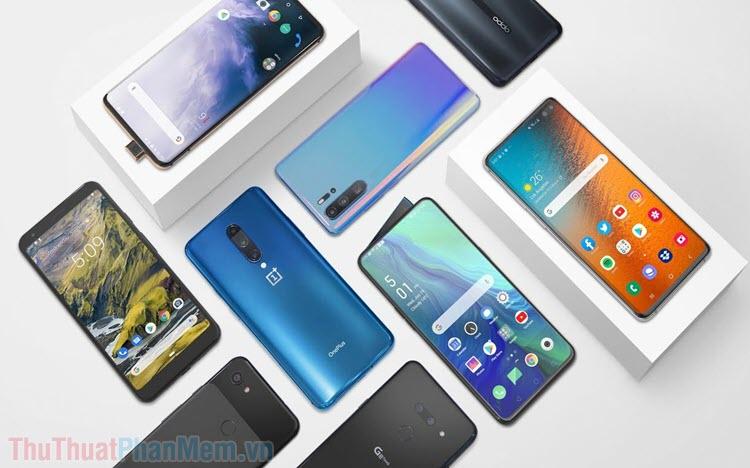 Top 10 điện thoại dưới 5 triệu tốt nhất 2020
