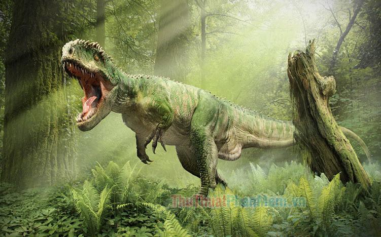 Hình ảnh khủng long đẹp