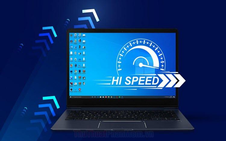Nguyên nhân và cách khắc phục lỗi laptop chạy chậm