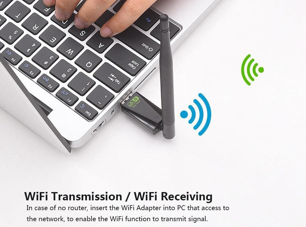 Sử dụng Module kết nối Wifi rời