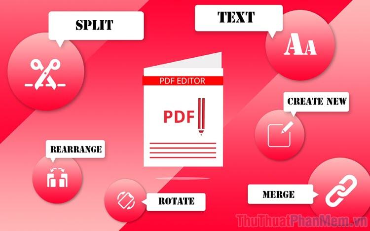 Cách chỉnh sửa trực tiếp trên file DPF
