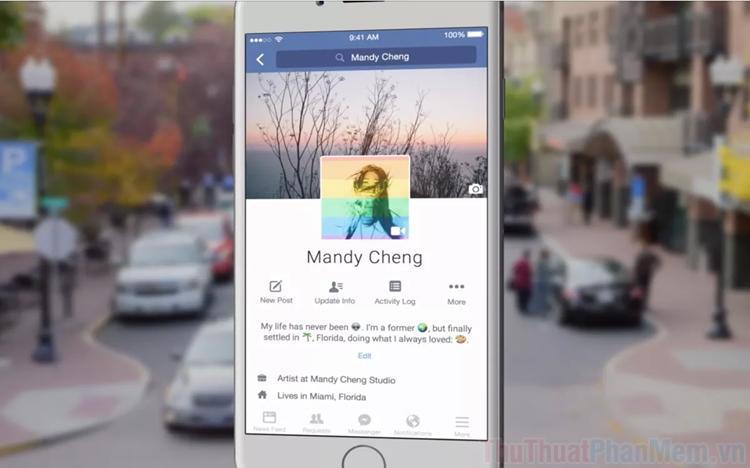 Cách đổi tên Facebook không phải tên thật