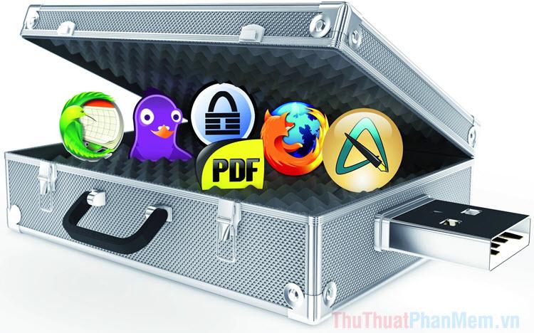 Những phần mềm Portable tốt nhất cho máy tính của bạn