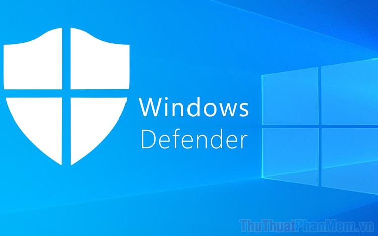 Cách tắt bật Windows Defender cực nhanh và dễ bằng phần mềm Defender Control