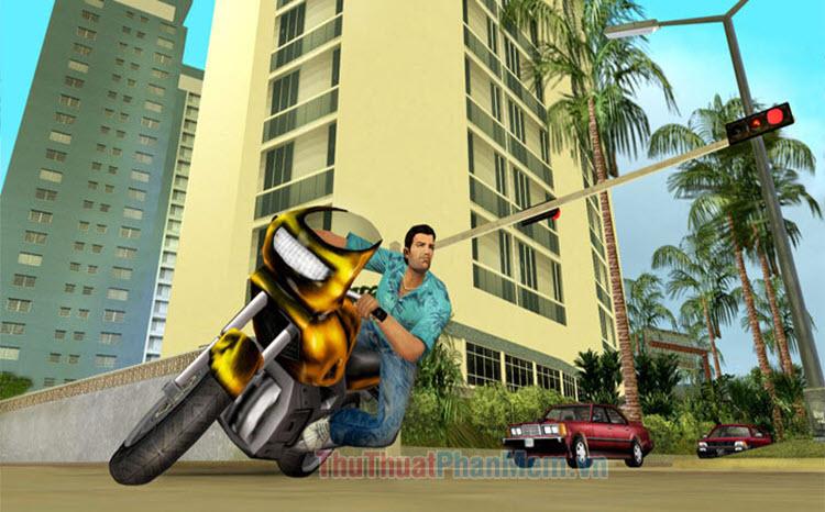 Mã GTA Vice City đầy đủ