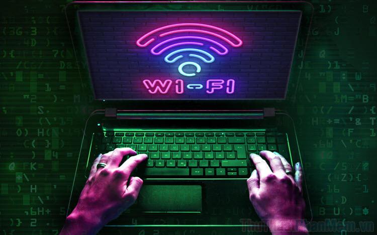 Sửa lỗi máy tính bắt được Wifi nhưng không vào được mạng