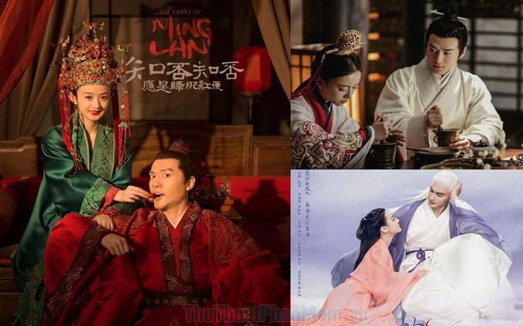 Top 20 phim dã sử Trung Quốc hay nhất