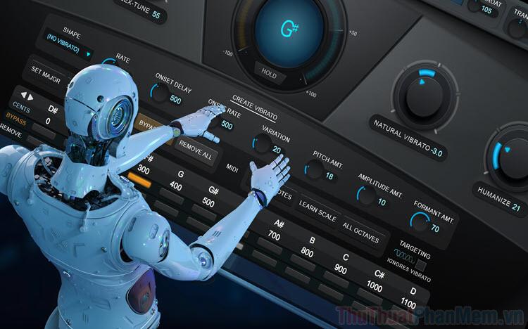Cách chỉnh tone nhạc, nâng hạ tone nhạc bằng phần mềm
