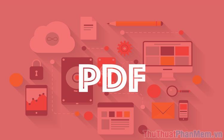 Cách xoay file PDF bị ngược và lưu lại