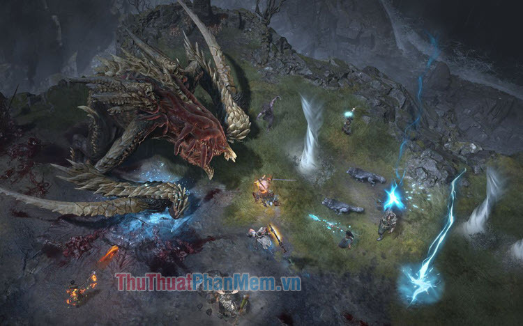 Top 10 game có lối chơi giống Diablo