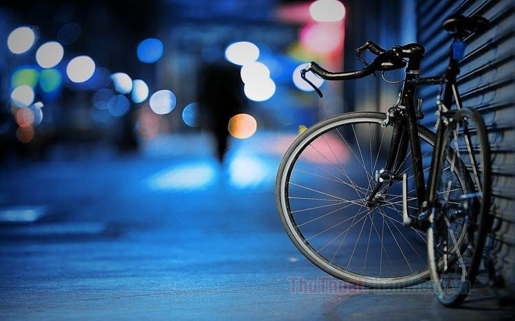 Hình ảnh xe đạp đẹp