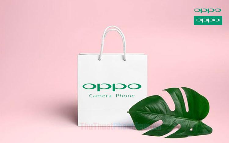 Logo Oppo (Vector, PSD, PNG)