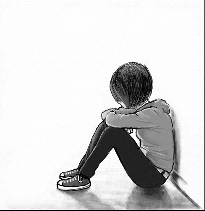Ảnh anime đau khổ đẹp