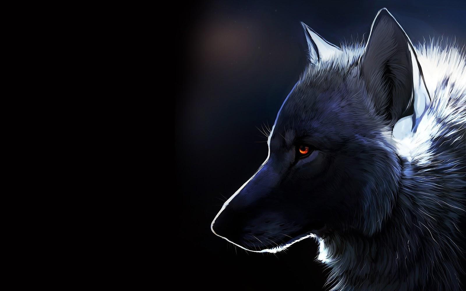 Ảnh chó sói đẹp