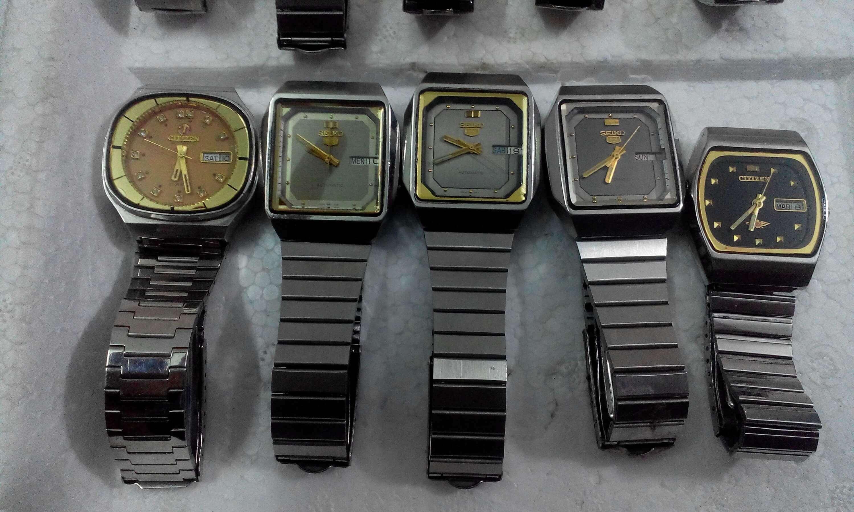 Ảnh đồng hồ Nhật cổ