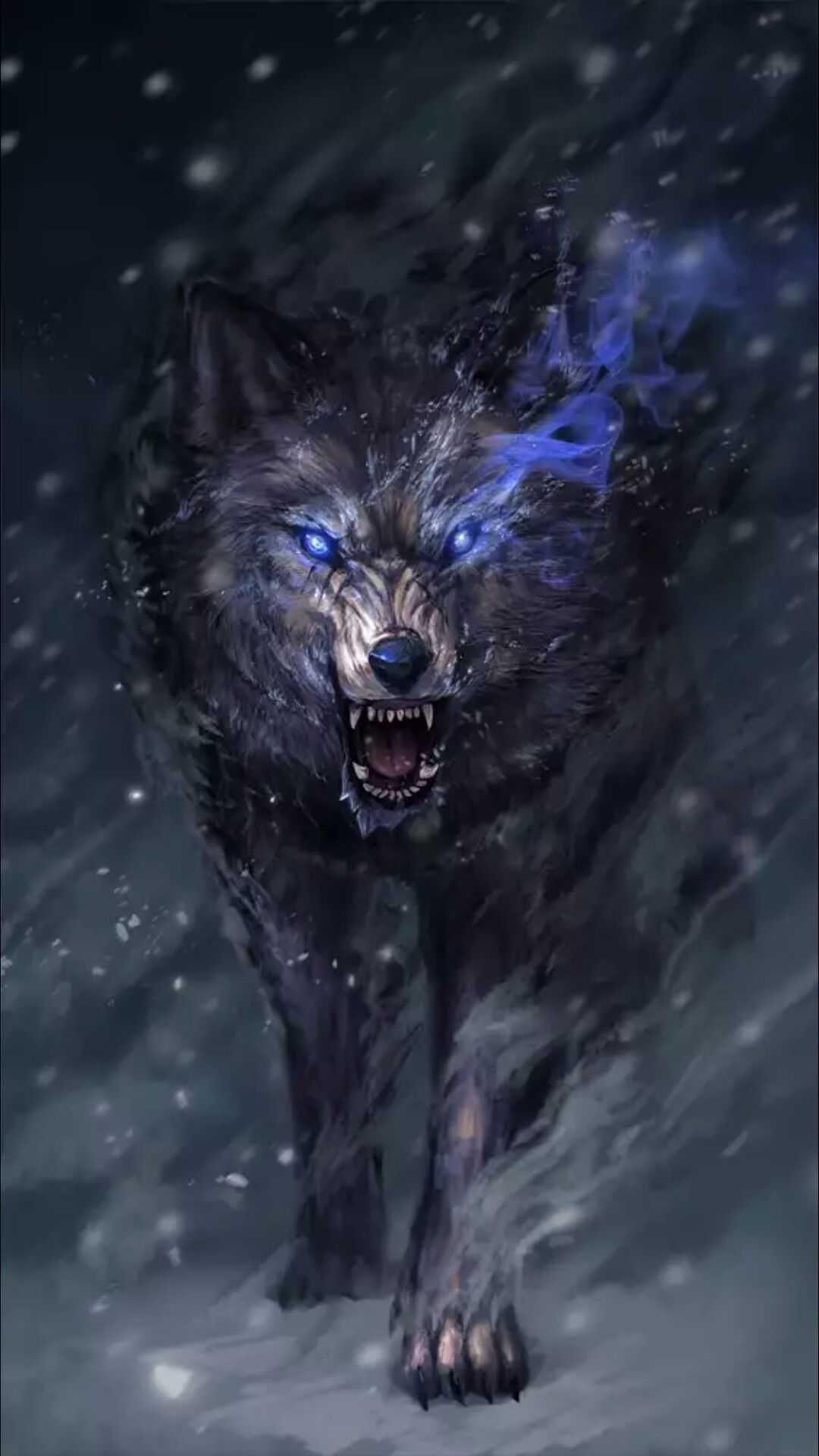 Ảnh nền sói