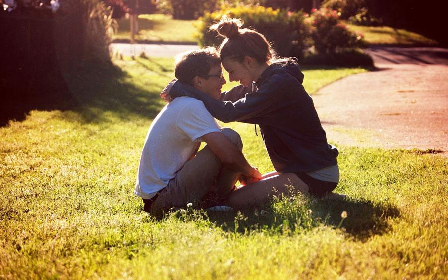 Ảnh tình yêu đẹp và lãng mạn