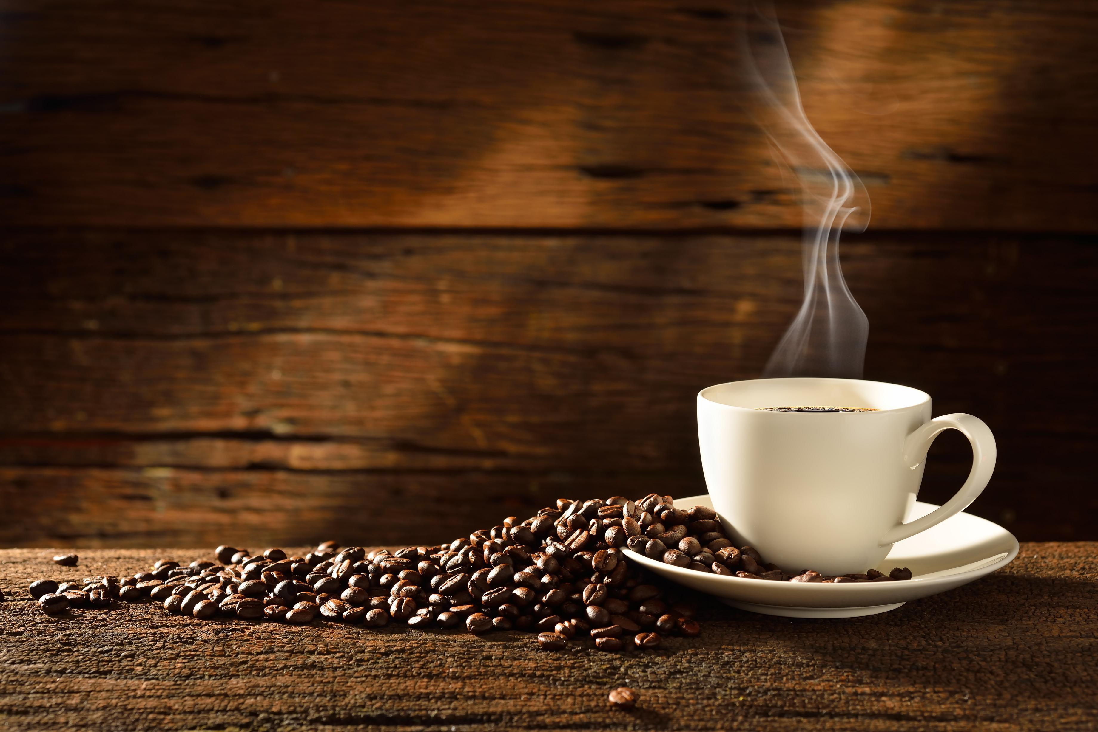 Background cà phê truyền thống