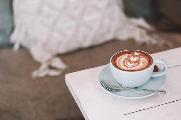 Background cốc cà phê đẹp