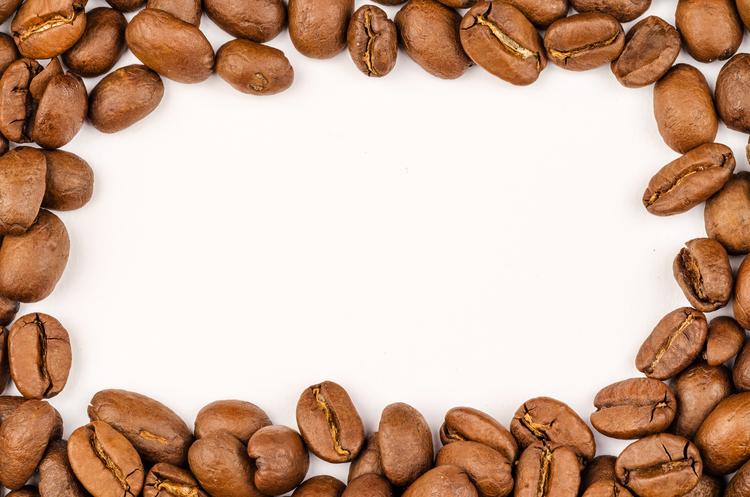 Background hạt cà phê đẹp
