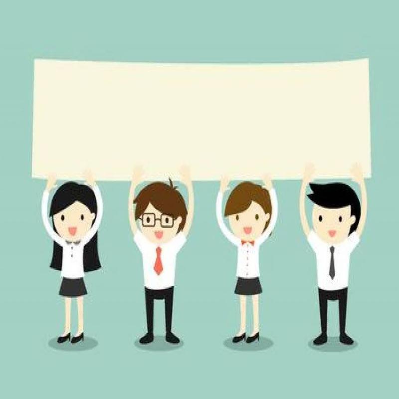 Background tuyển dụng lao động