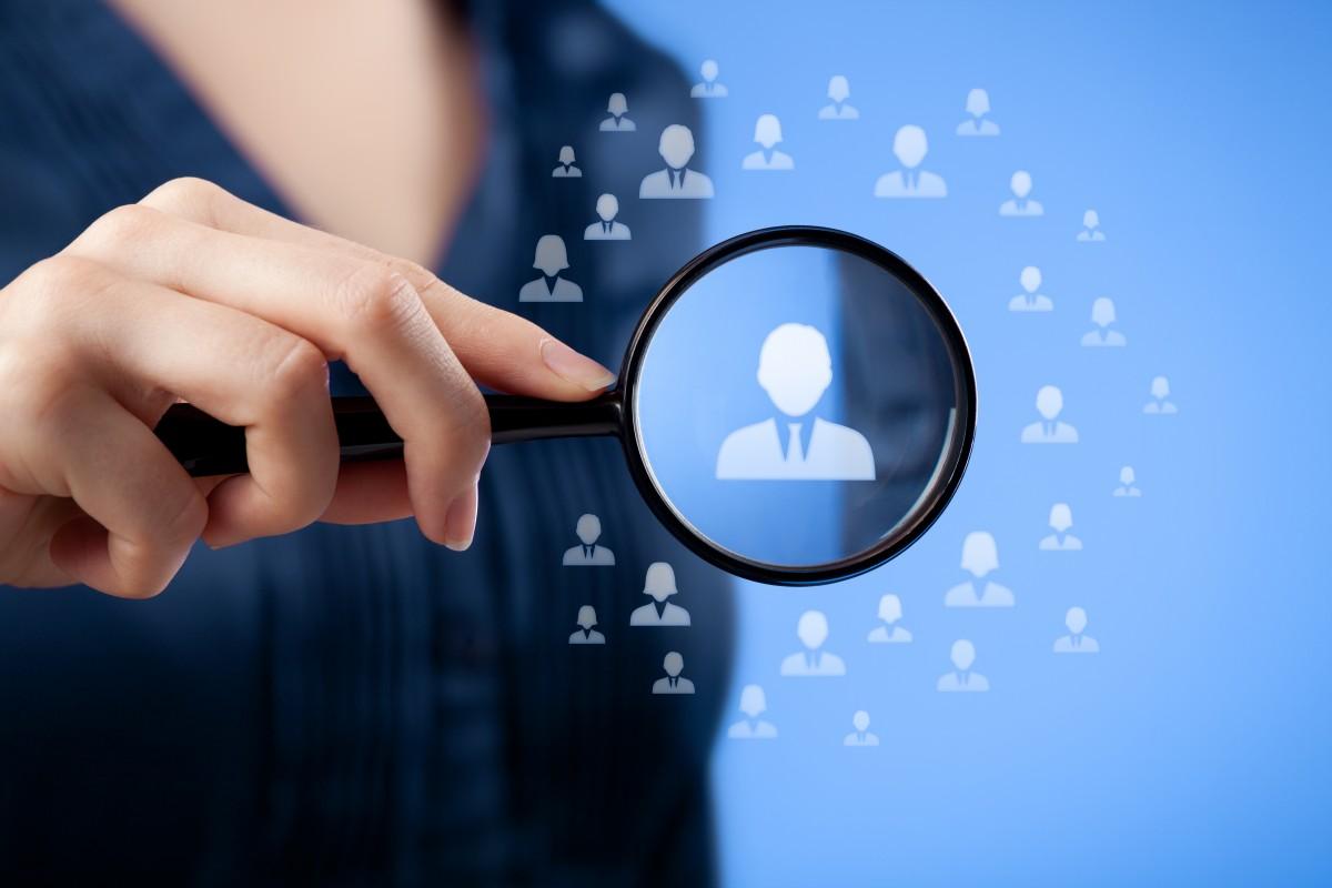 Background tuyển dụng ứng viên