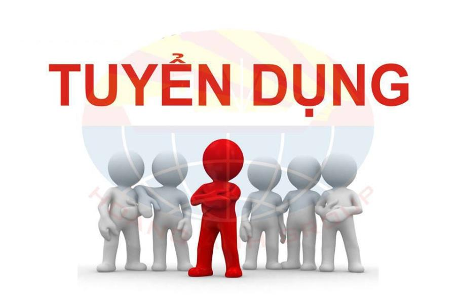 Background tuyển dụng
