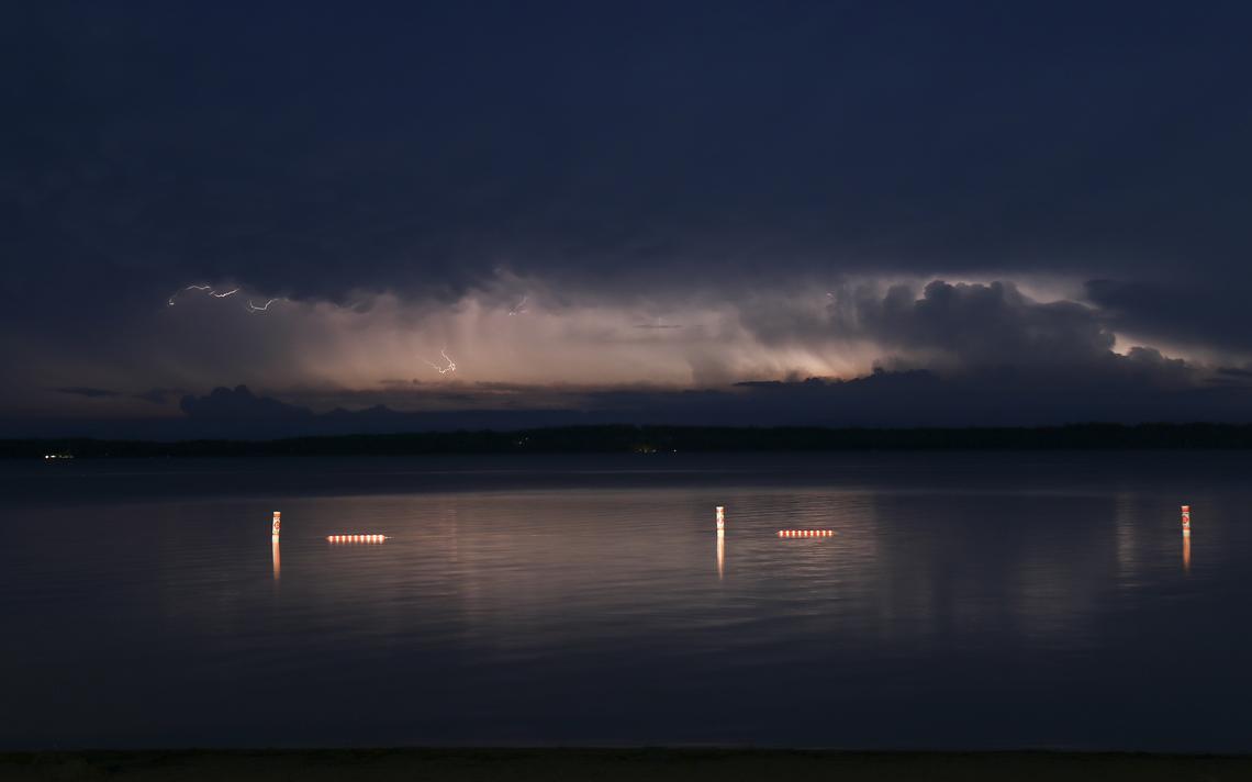 Hình ảnh buổi tối bình yên
