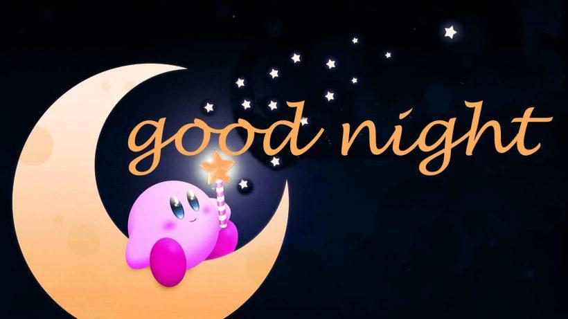 Hình ảnh chúc ngủ ngon buổi tối