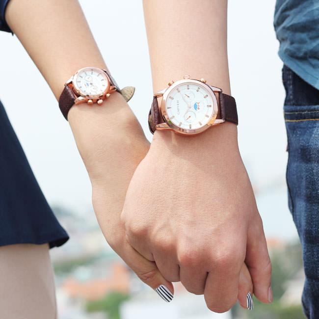 Hình ảnh đồng hồ cặp đẹp nhất