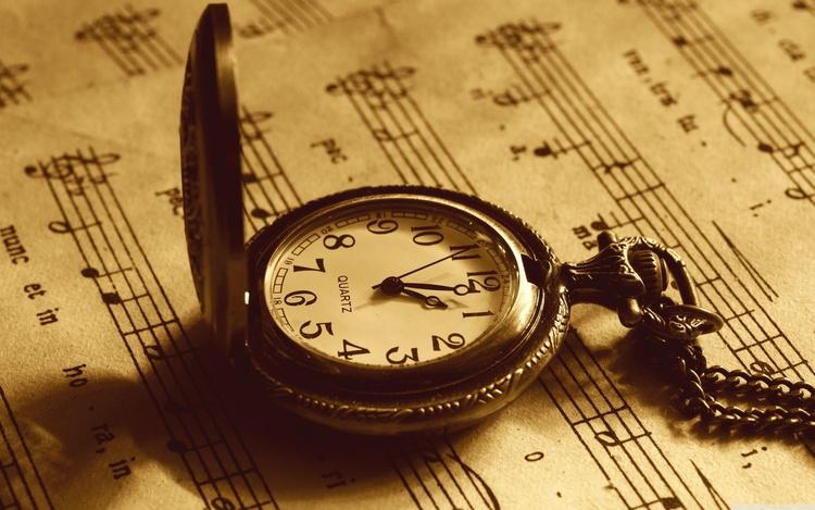 Hình ảnh đồng hồ cột