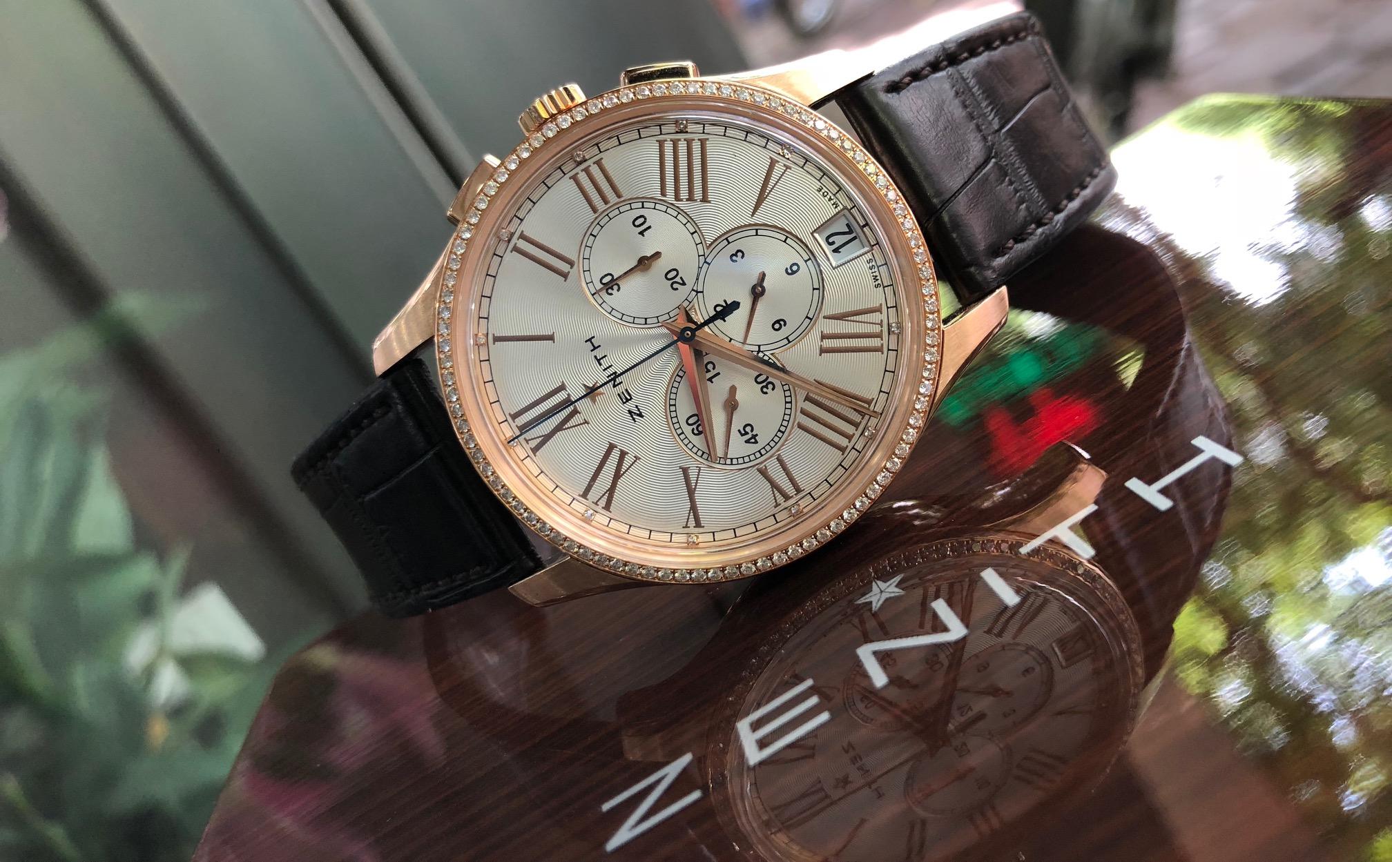 Hình ảnh đồng hồ nữ đẹp