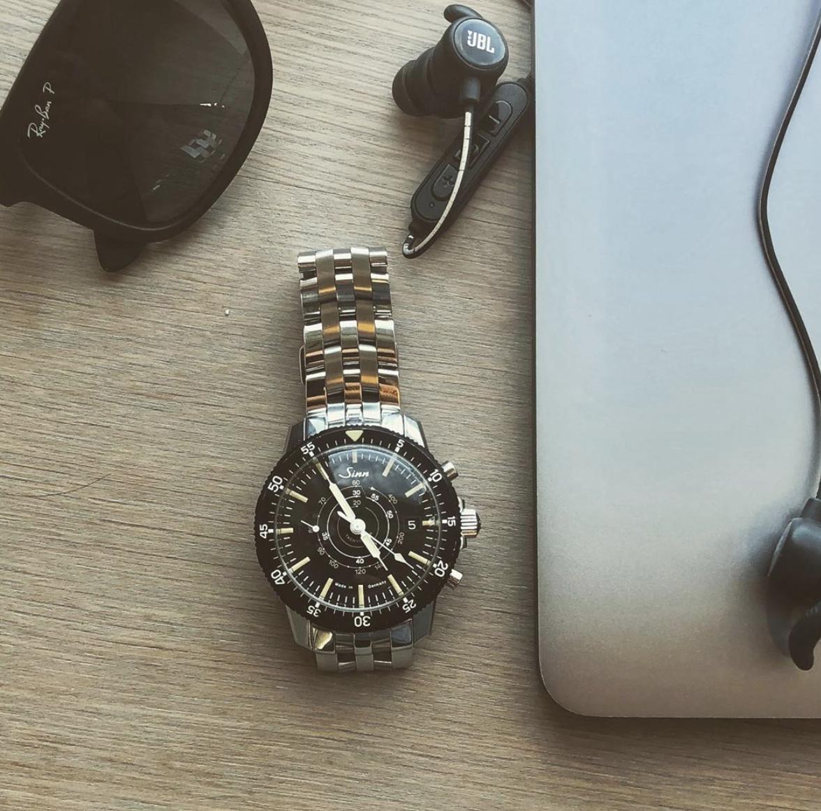 Hình ảnh đồng hồ trên tay