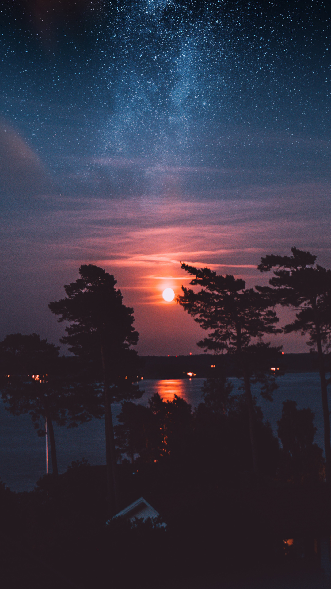 Hình ảnh mặt trời chiều tối