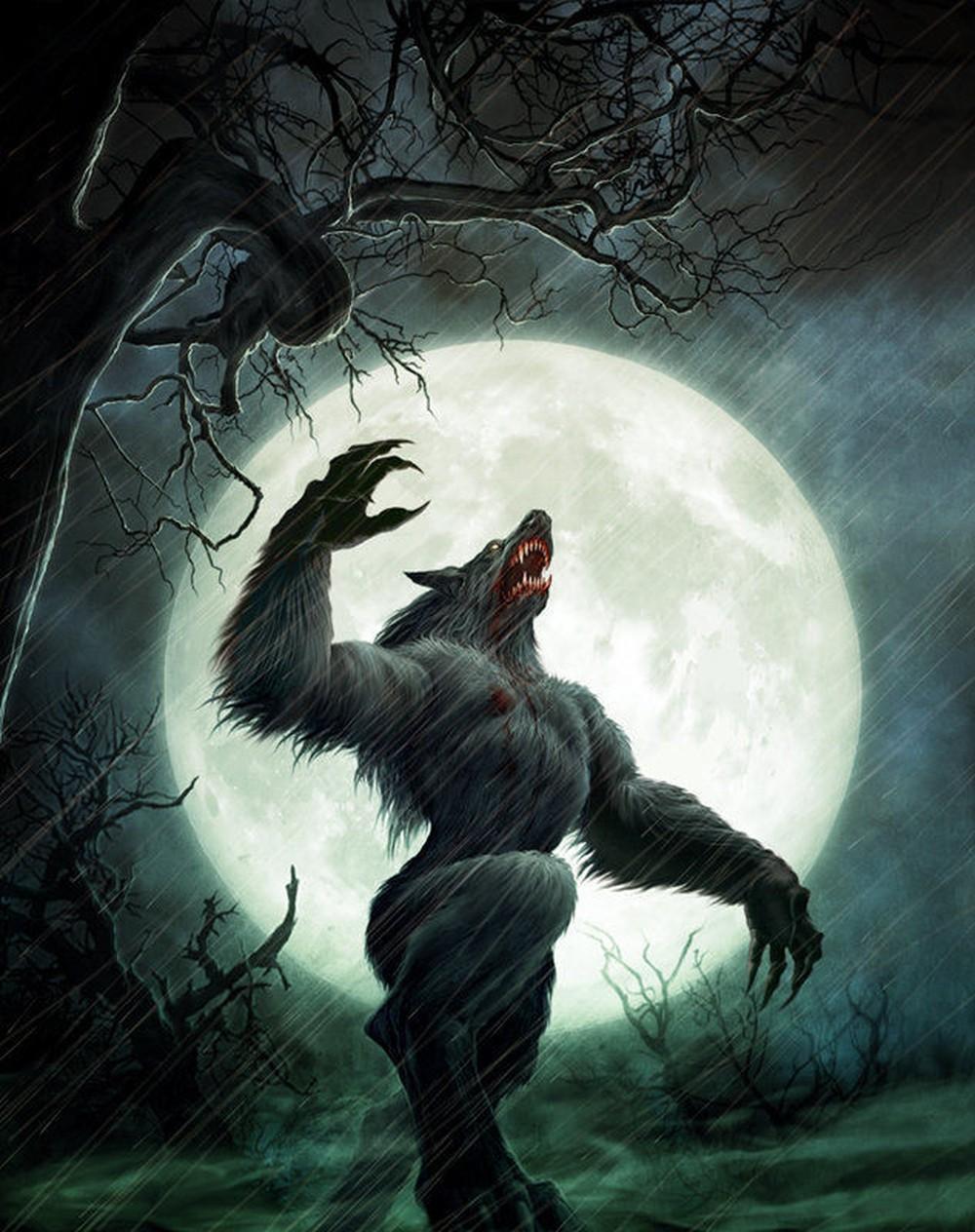 Hình ảnh người sói