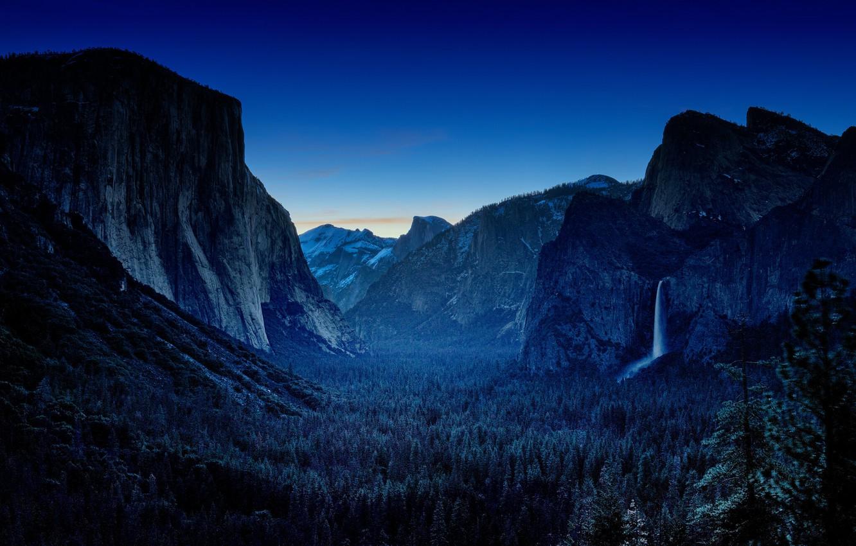 Hình ảnh thiên nhiên buổi tối