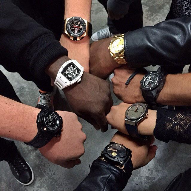 Mẫu đồng hồ đeo tay đẹp