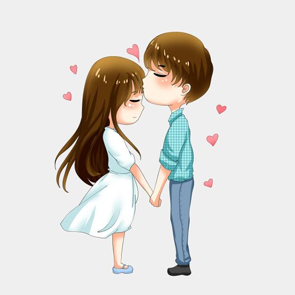 Hình ảnh yêu nhau dễ thương