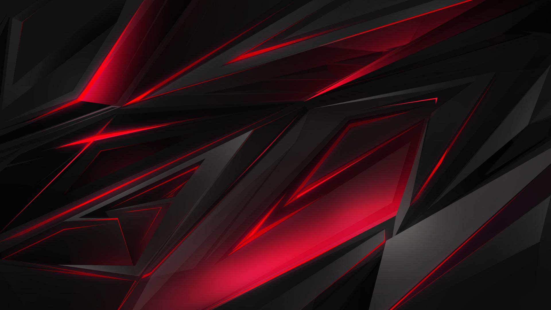 Hình nền đen đỏ